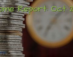 Income Report Oct 2016